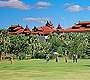 Golf in Burma
