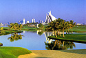Golf in United Arab Emirates